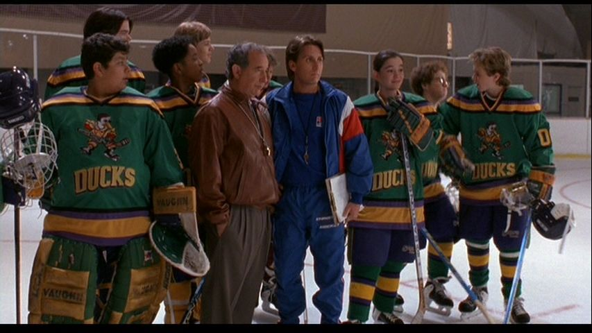 The Mighty Duck Movies Image D2 The Mighty Ducks Movies Children S Films Duck