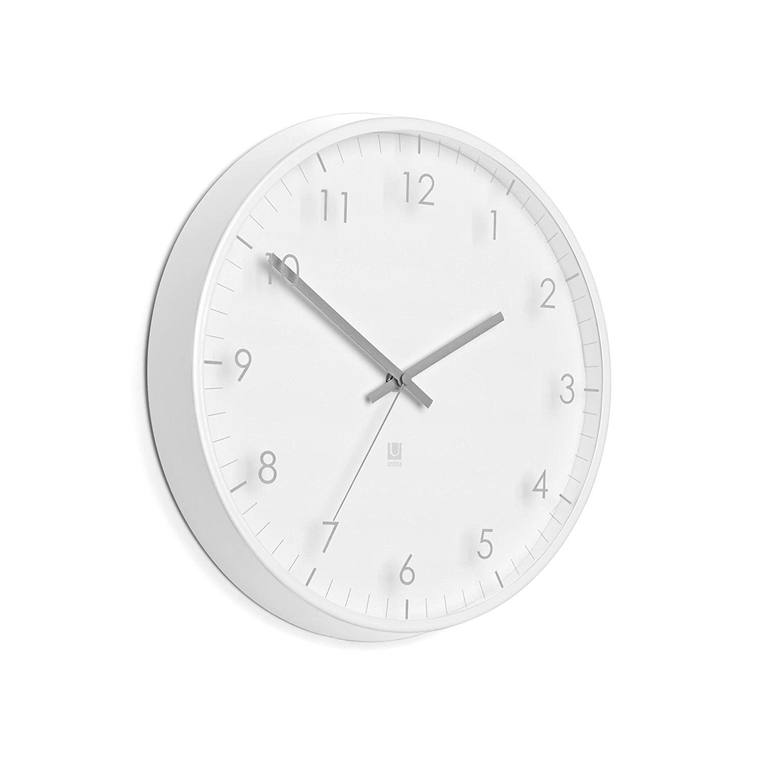 c32c0e95f9e Amazon.com  Umbra Pace Wall Clock
