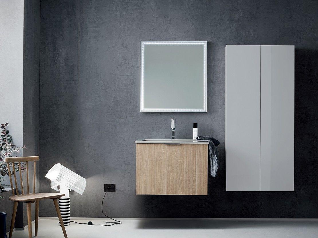 Piano Per Mobile Bagno atlantic consolle p.50 | mobile bagno, bagno legno, bagno