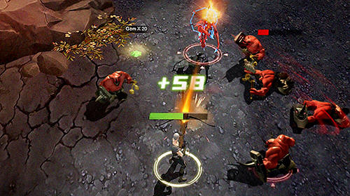 Wasteland heroes for Android