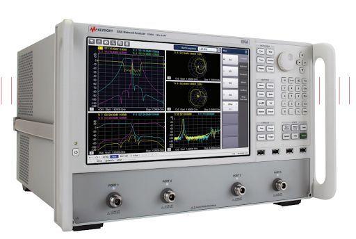 Keysight Premium Used E5080a Ena Network Analyzer 9 Ghz 495 Agilent E5080a Networking Spectrum Analyzer Premium