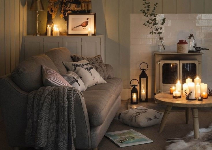 6 ways to cosy up your living room images