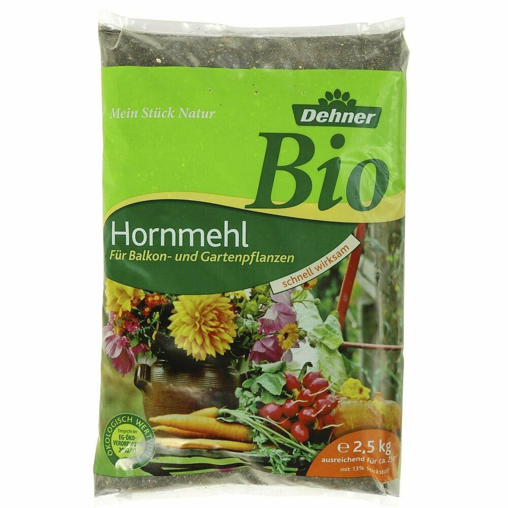Ebay Sponsored Dehner Bio Dunger Hornmehl Fur Balkon Und Gartenpflanzen 2 5 Kg Fur Ca 25 Ksz Gartenpflanzen Pflanzen Bio