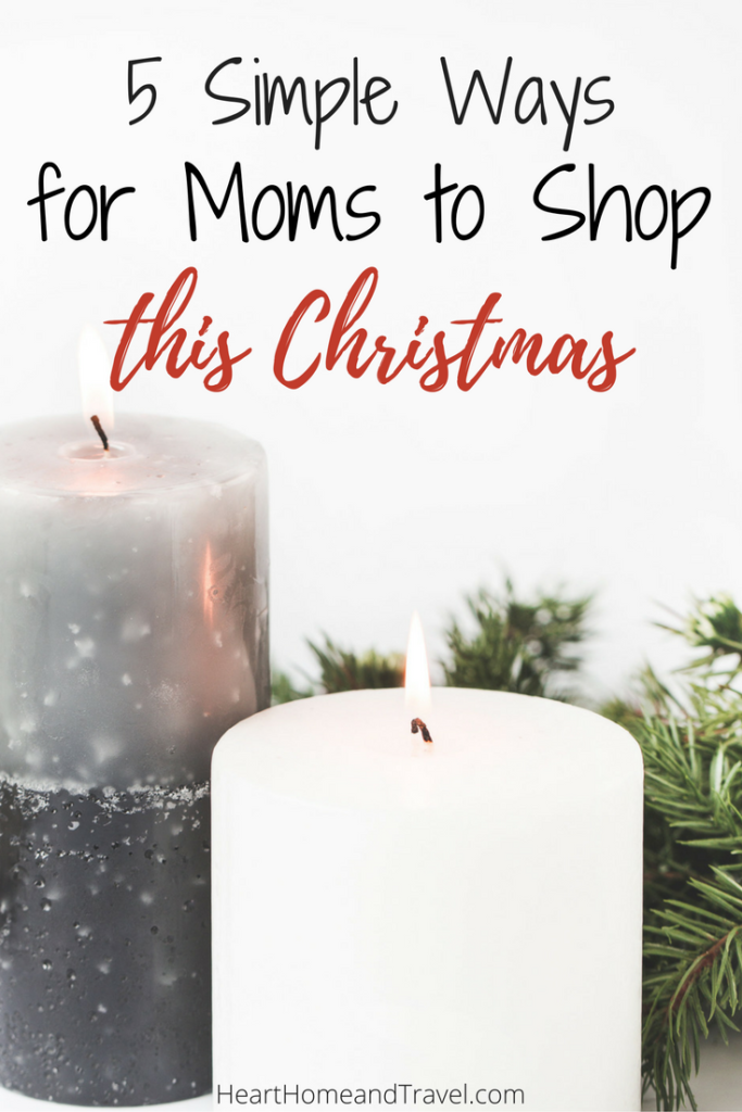 5 Simple Ways for Moms to Shop