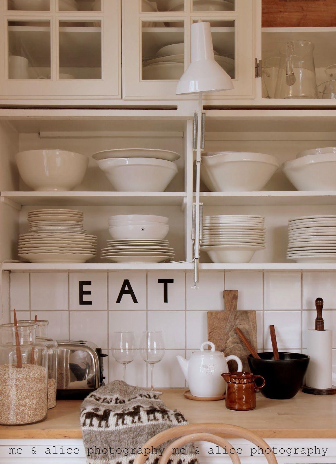 white wood open shelves kitchen home kitchens rustic kitchen on kitchen decor open shelves id=50602
