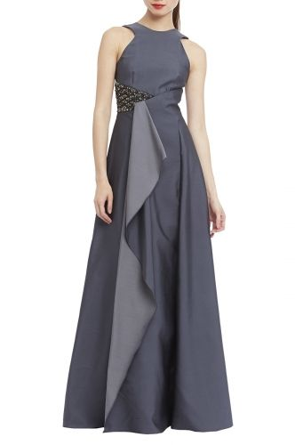 Mayfair Gown from RAOUL. Regal and rich - the Mayfair gown will have you feeling like a princess. $1065