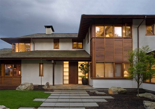 20 Asian Home Designs With a Touch of Nature | Asian, Asian design ...