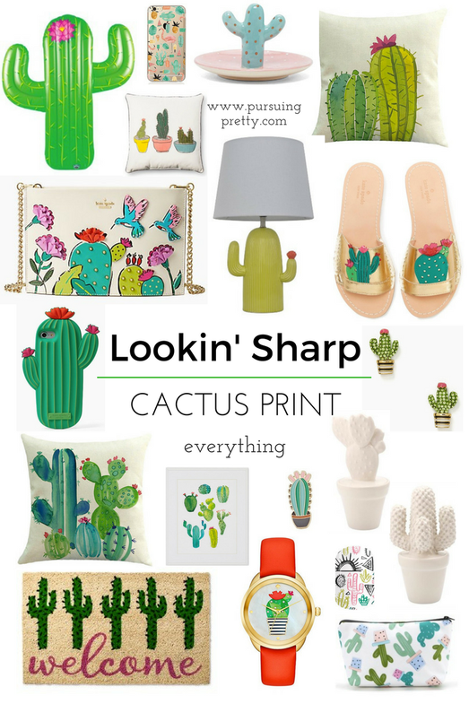Cactus print accessories - shoes home decor purses jewelry phone cases #style #shopping #styles #outfit #pretty #girl #girls #beauty #beautiful #me #cute #stylish #photooftheday #swag #dress #shoes #diy #design #fashion #homedecor