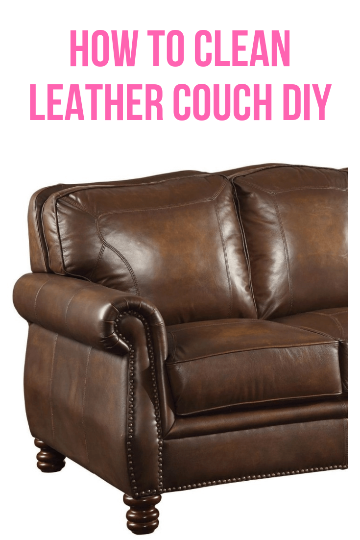 How To Clean Leather Couch Diy Cleaning Leather Couch Diy Couch