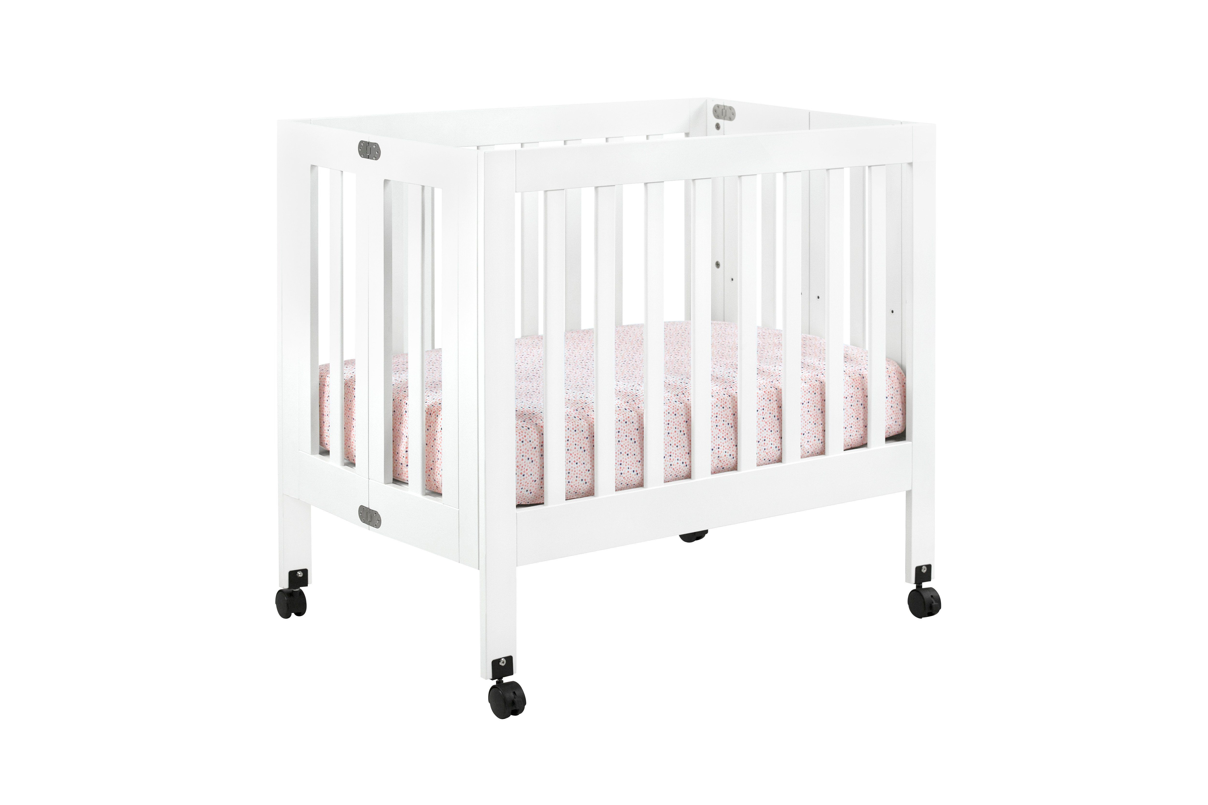 Origami Mini Crib Mini Crib Small Baby Cribs Cribs