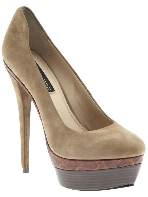 Can't wait for my knee to get better so I can wear heels again!