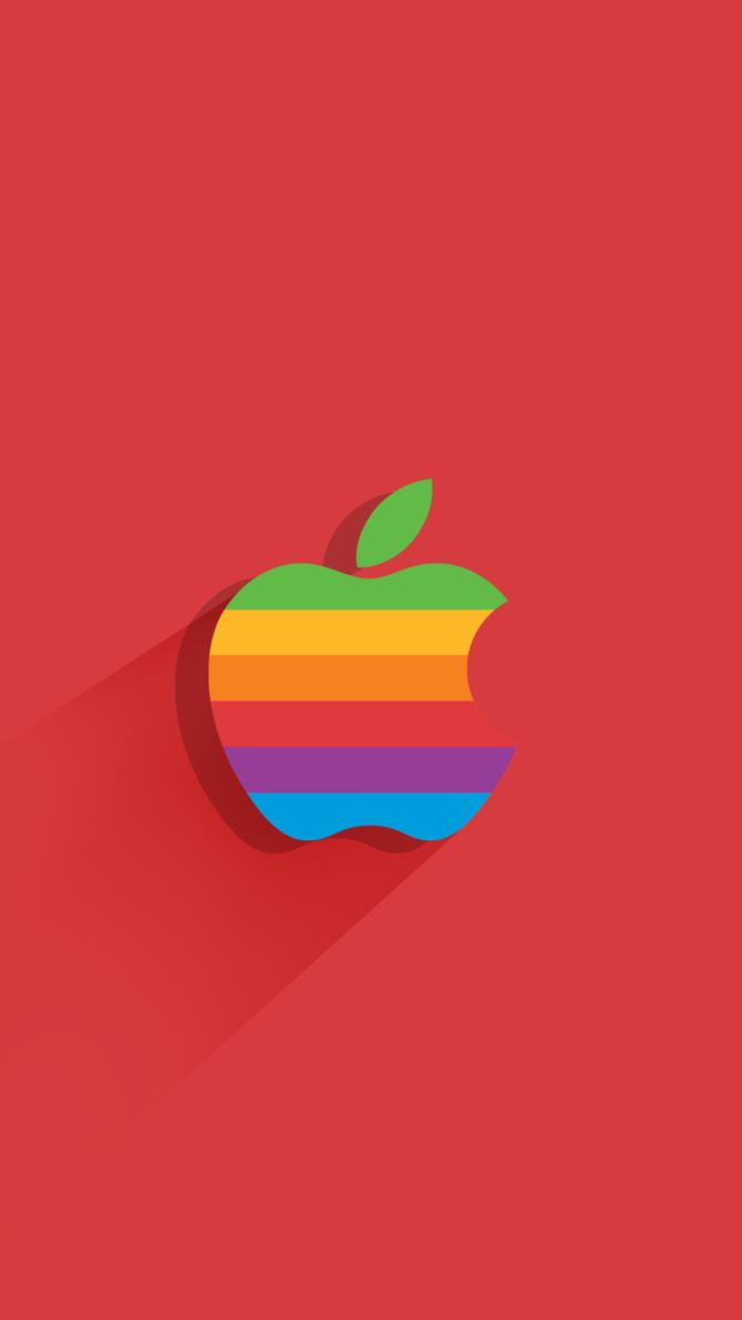 Apple Logo For Iphone Bing Images Apple Sfondi Per Iphone