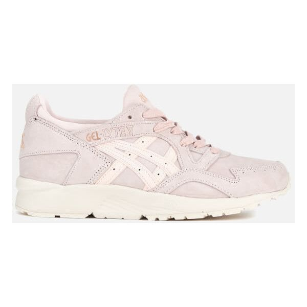 007e129f7 Asics Lifestyle Women s Gel-Lyte V Suede Trainetrs ( 135) ❤ liked on  Polyvore · Suede TrainersGel LyteAsicsShoes Sneakers