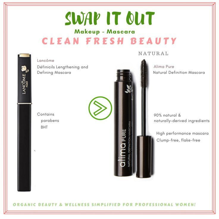 42063691acc My latest obsession is the Alima Pure |Natural Definition Mascara|. It is a  safer alternative to mascaras like Lancôme Lengthening and Defining Mascara.