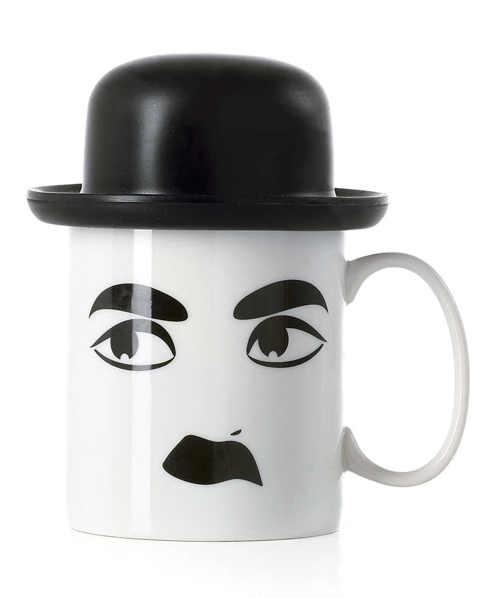 Charlie Mug & Hat Lid Set...ordered this for an early birthday to myself.