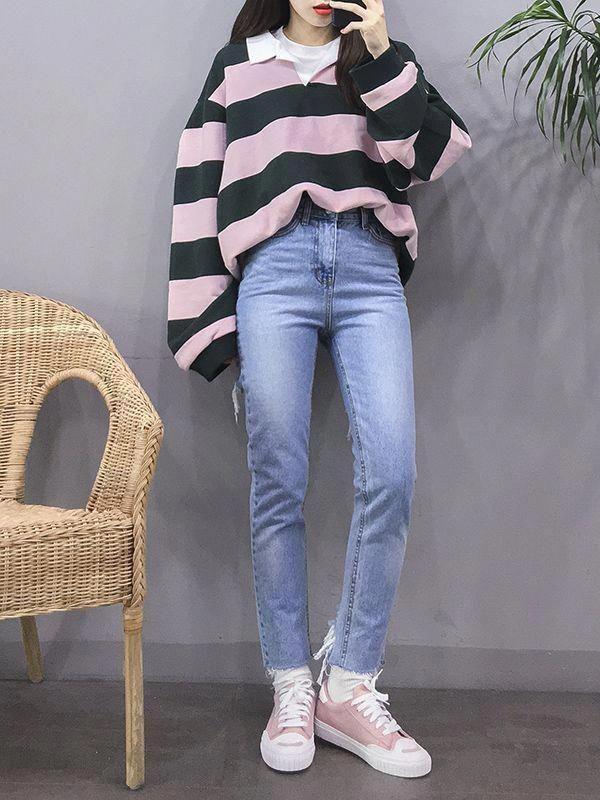 Photo of Latest Korean Women's Fashion Ideas 7376100562 #casualkoreanfashion