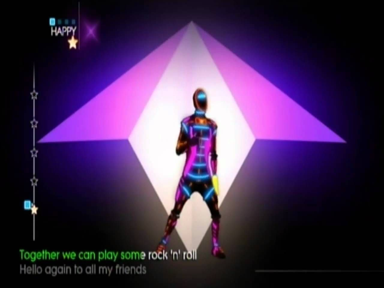 Just Dance 4 19 Skrillex Rock N Roll Will Take You To The