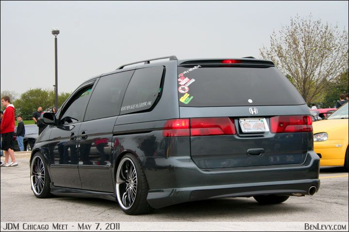 Image Result For Honda Odyssey Off Road