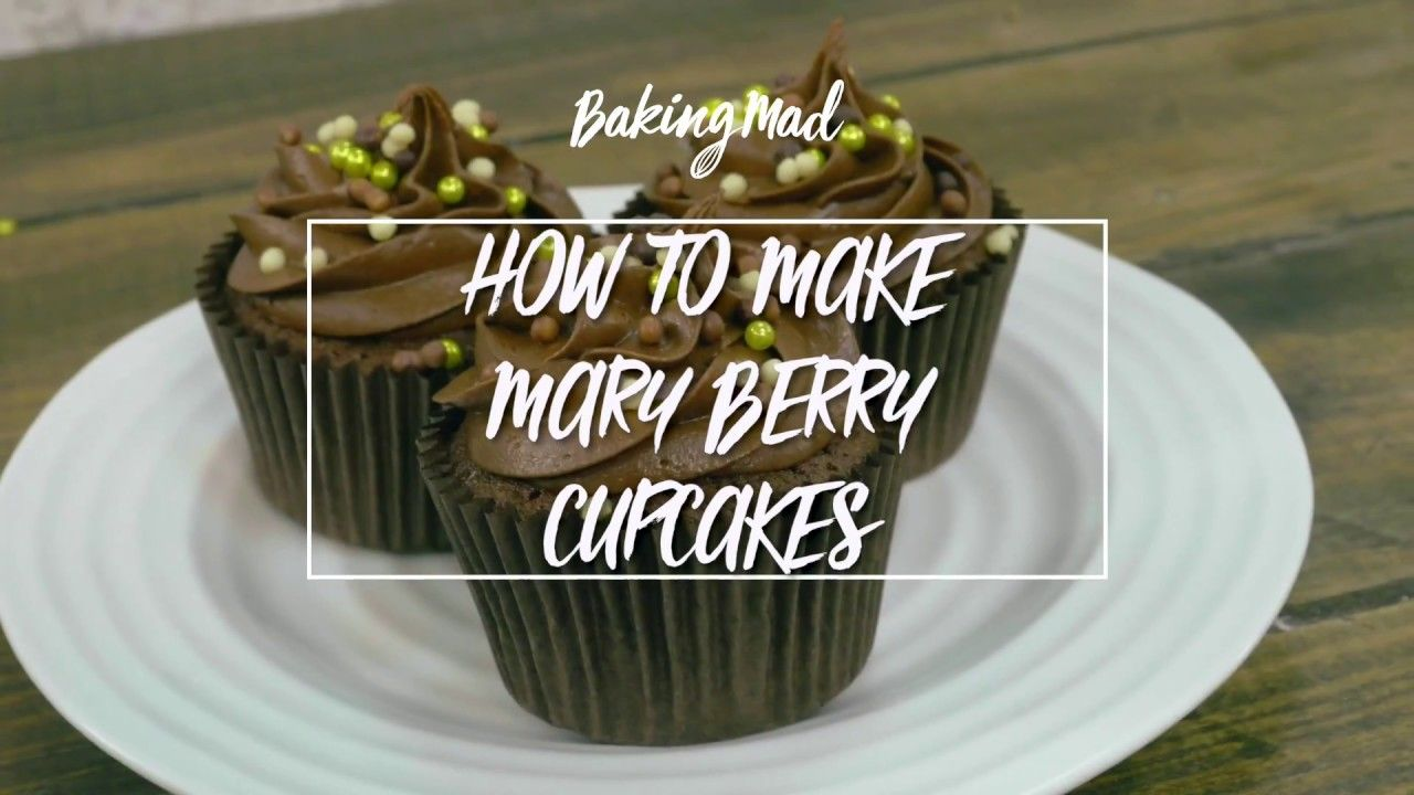 Mary Berry Chocolate Cupcakes Recipe Baking Mad Muffins