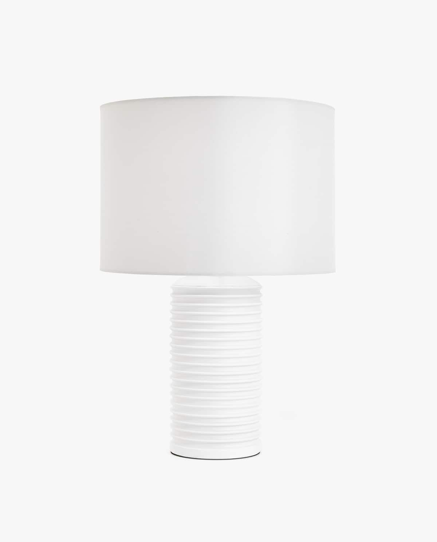 Lampe Mit Harzfuss