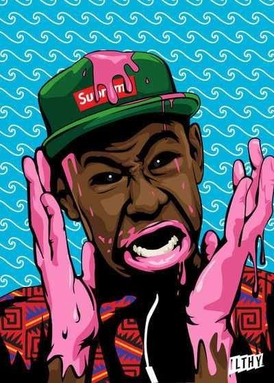 Tyler The Creator Supreme Clothing