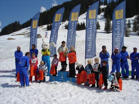 Adelboden, Switzerland... put one of the kids in this... even spoke English to him!!