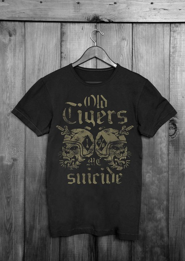 OLD TIGER SUICIDE