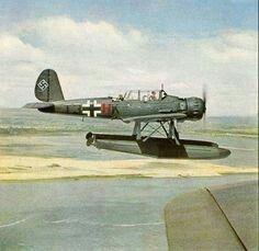 Arado AR 196 - pin by Paolo Marzioli
