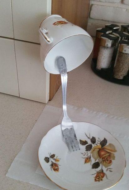 Floating Tea Cups Cup crafts, Repurposing and Tea cup - wasserhahn für küche