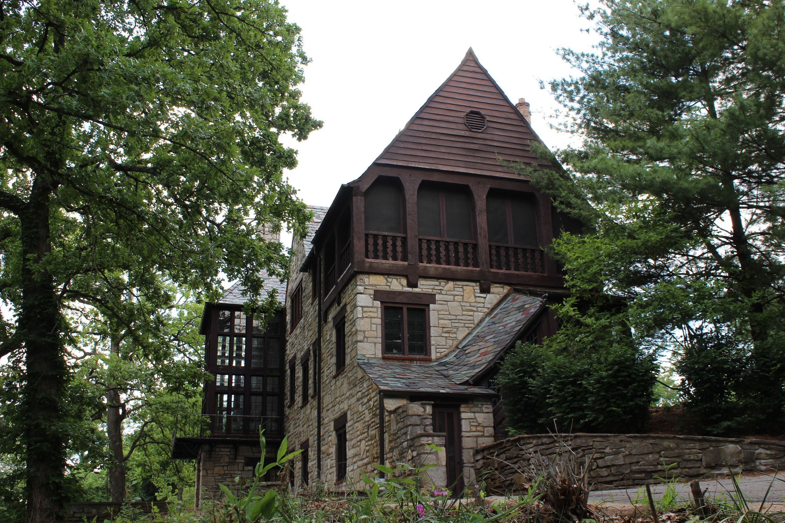Nims Mansion at Bee Tree Park. #stlcohistory | Historical and ...