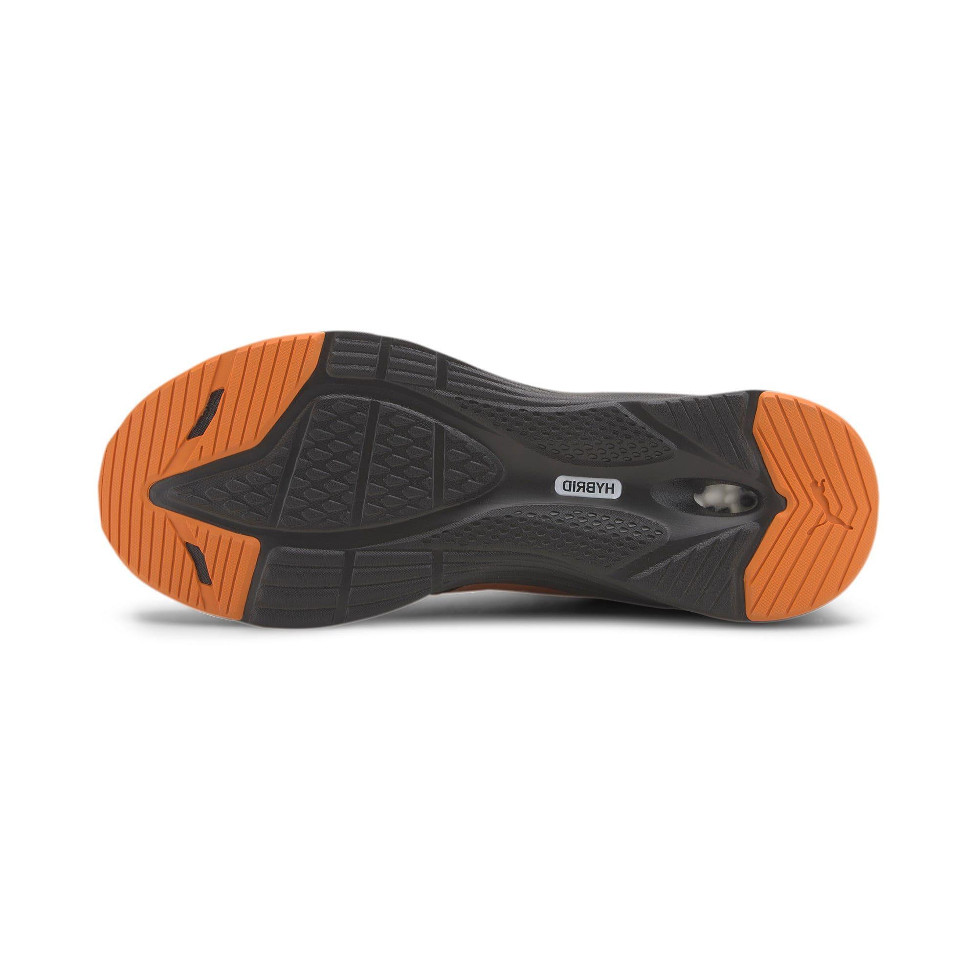 PUMA Hybrid Fuego Men's Running Shoes in Gibraltar Sea/Jaffa Orange size 10.5 #stylishmen