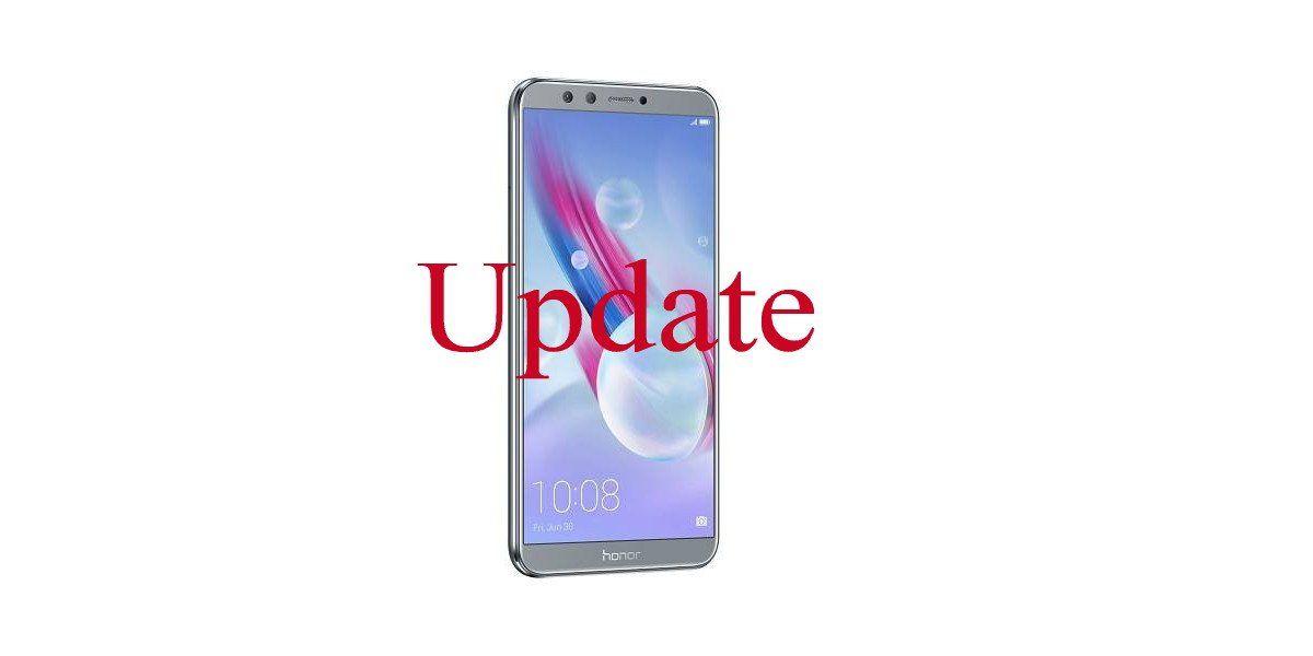 Honor 9 Lite Bekommt Erstes Update 8 0 0 127 Welt