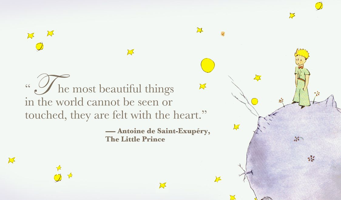 Happy Birthday Little Prince Little Prince Quotes Prince Quotes The Little Prince