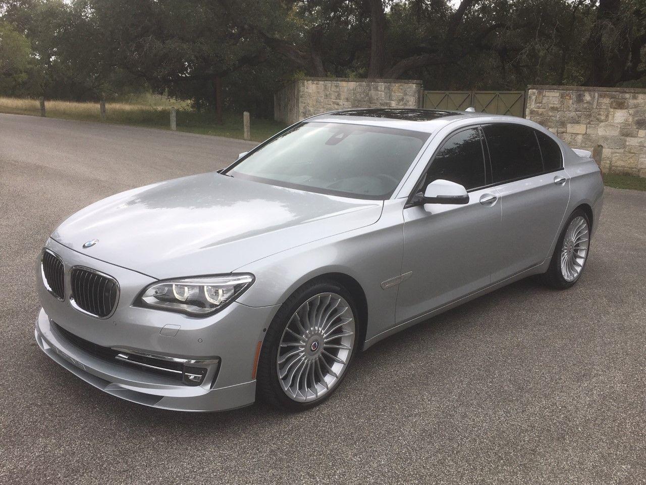 2014 BMW 7-Series B7 ALPINA BMW ALPINA B7 LWB 149K NEW, ALL ...