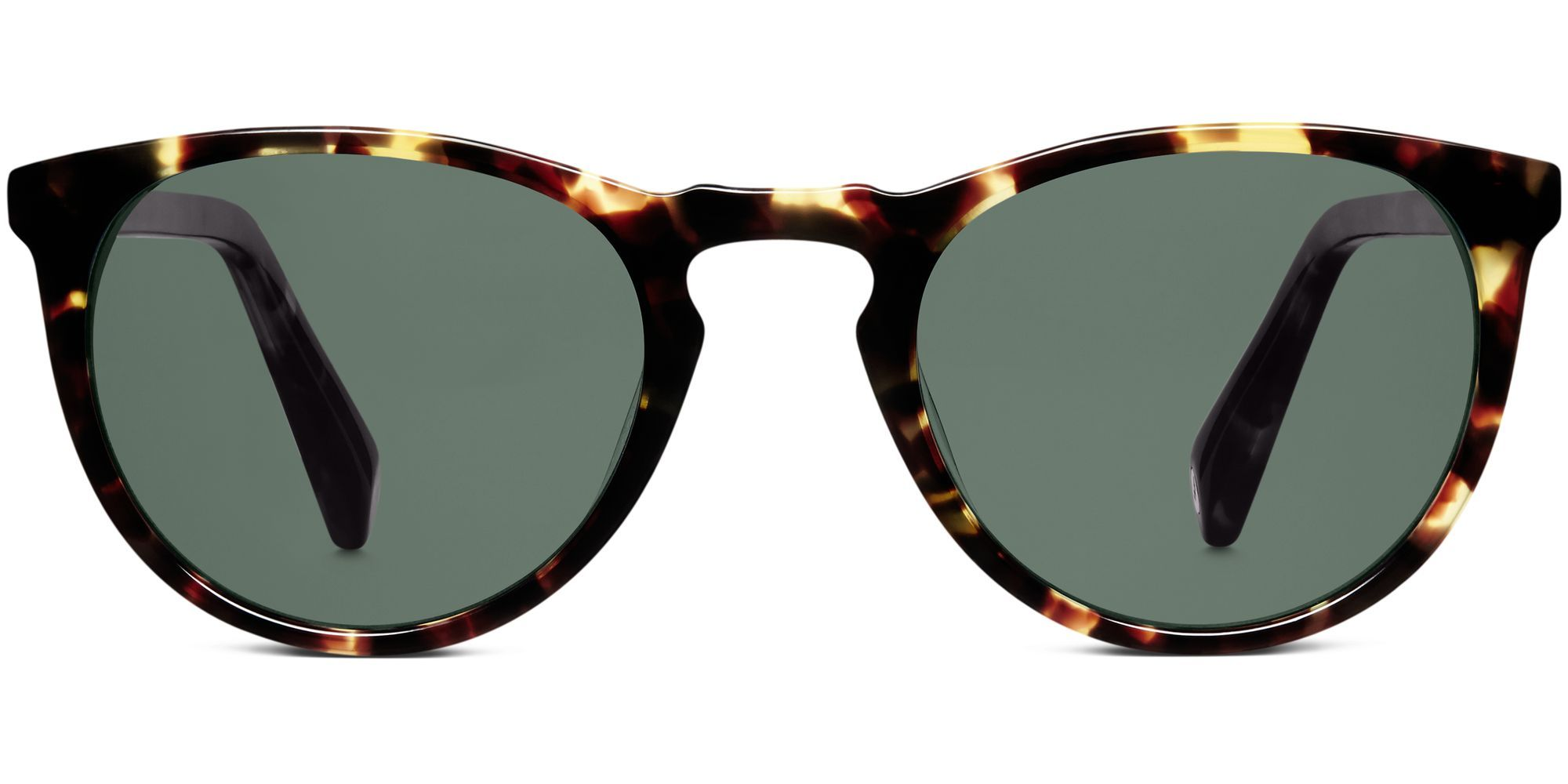 Haskell sunglasses in crystal for women warby parker