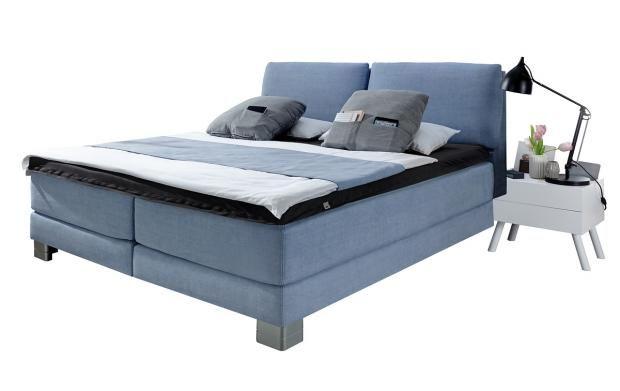 Luxusbetten komfortable Boxspringbetten Mondo möbel
