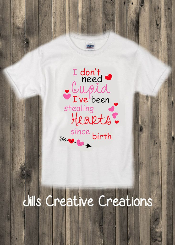 dc59ace4d1f3 Valentine's day, t-shirts, Cupid   VALENTINE'S DAY IDEAS ...