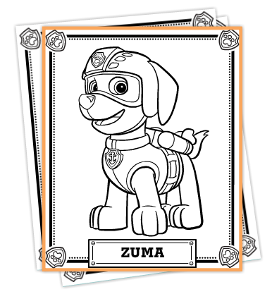 FREE Paw Patrol Printable Activities Coloring SheetsColoring