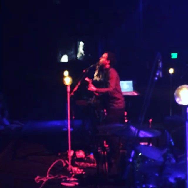 Gungor performed on Friday at El Rey Theatre