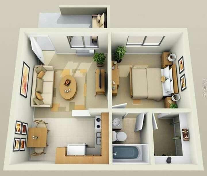 Amenagement Appartement 14 Idees