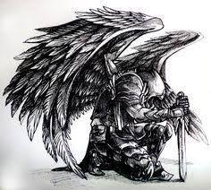Image result for warrior archangel michael tattoo ...