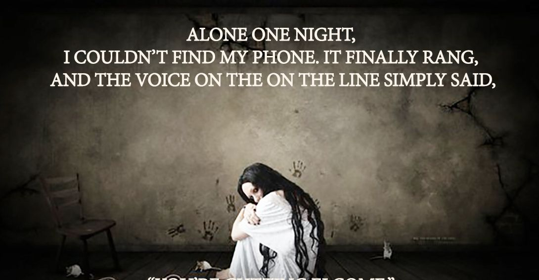 Two Sentence Horror Stories (your heart will drop) the voice said