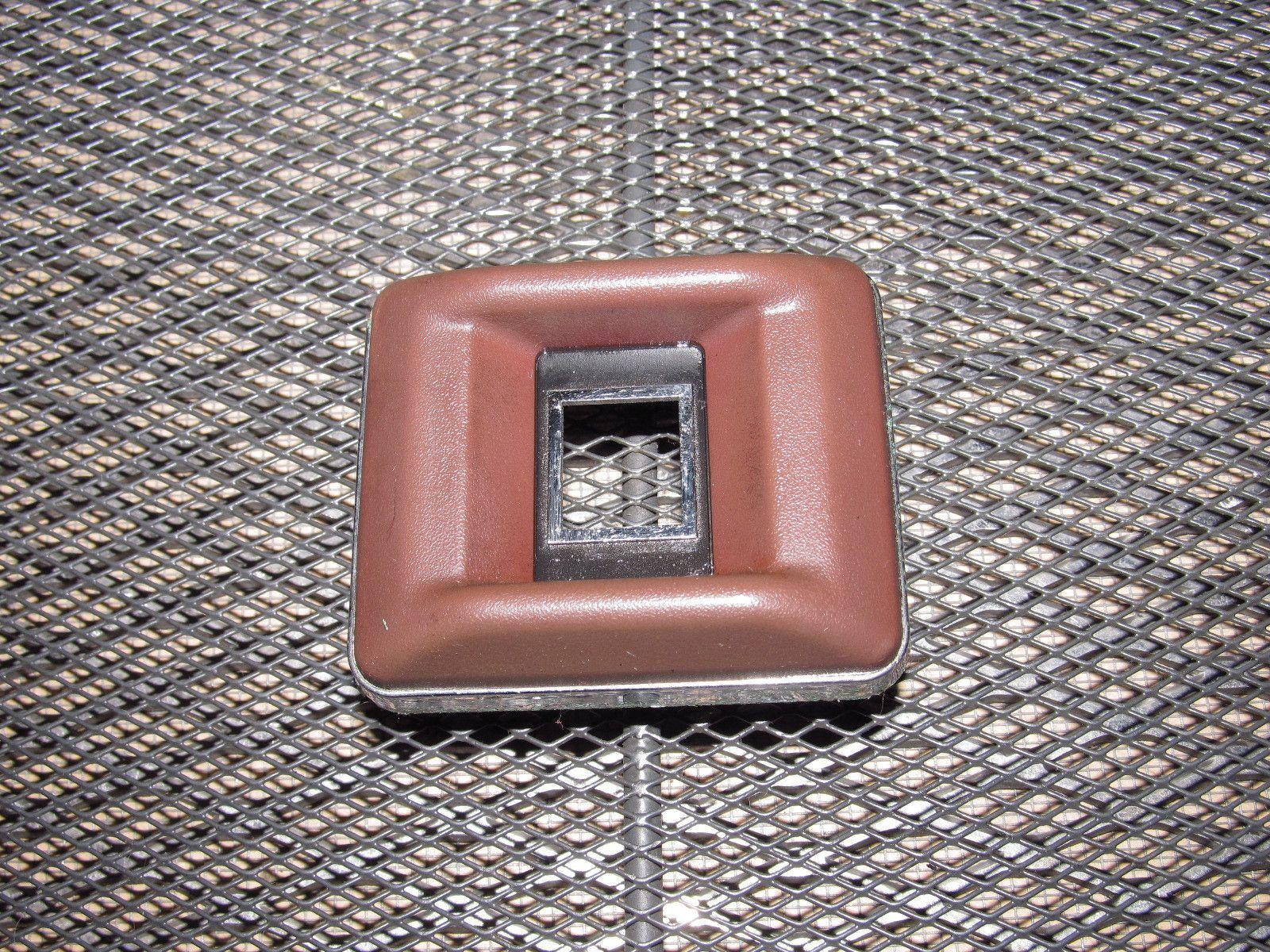 79 80 Datsun 280zx OEM Window Switch Bezel Trim - Right
