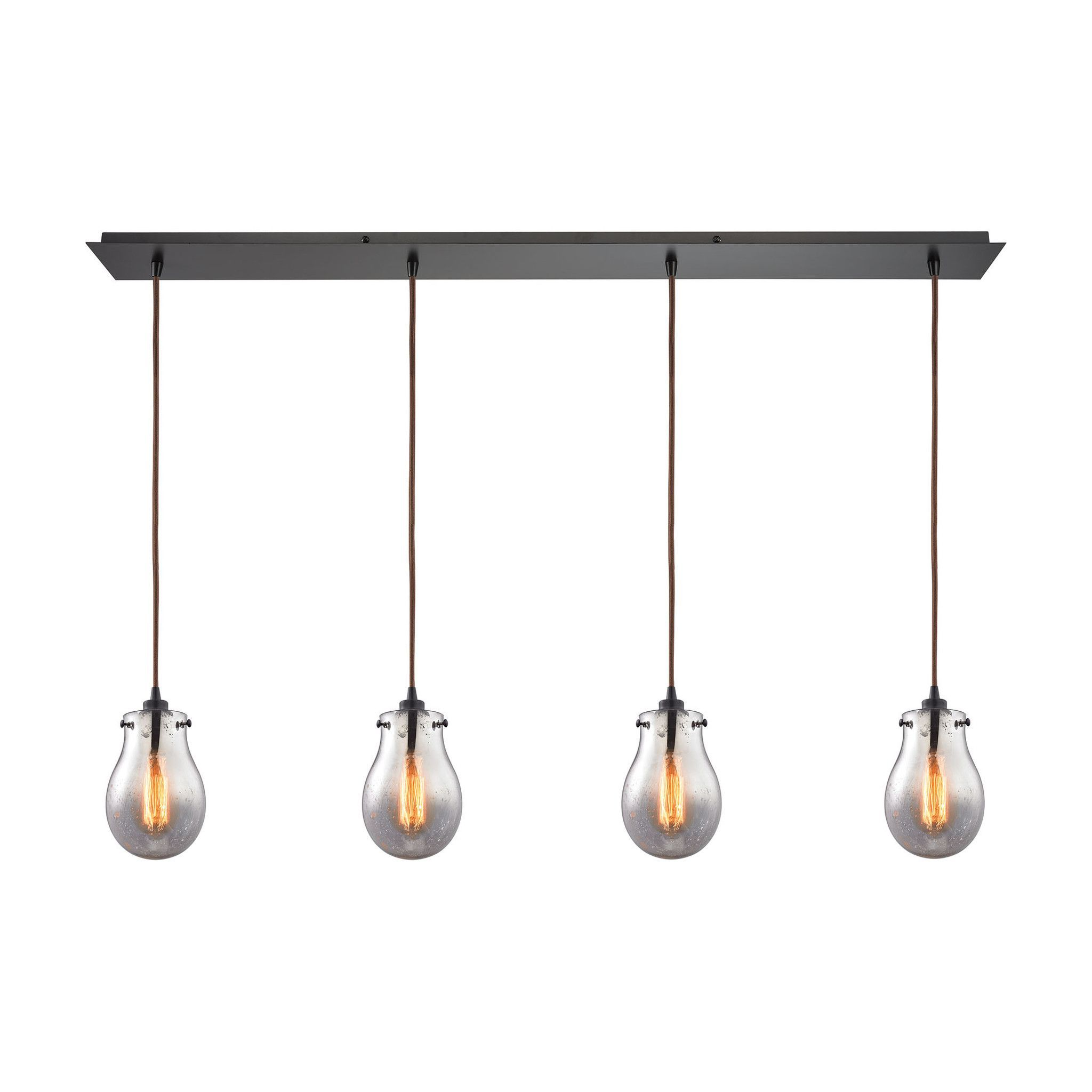 ELK Lighting 31935/4LP Jaelyn Collection Oil Rubbed Bronze Finish