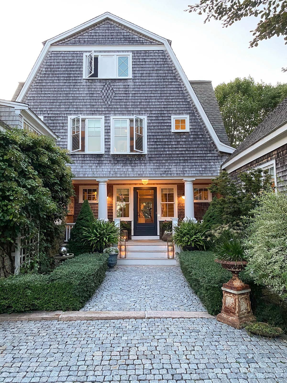 Stunning Classic Cape Cod Home Inspiring Home Tour In 2020 Classic Cape Cape Cod House House Tours