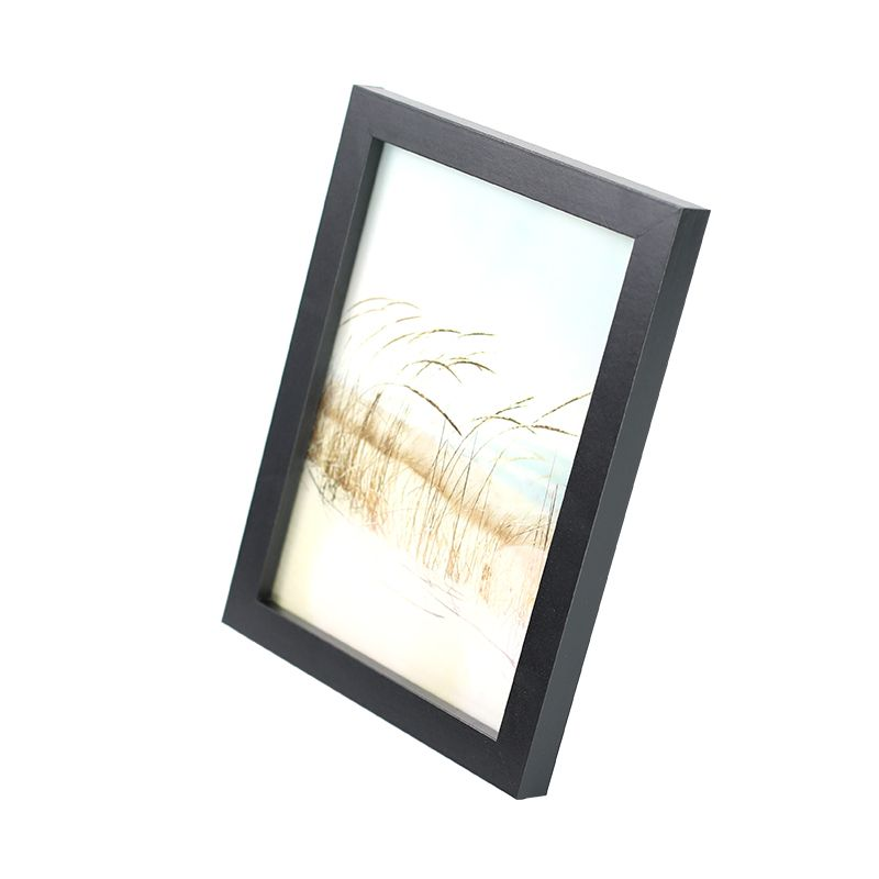 Thick wood picture frame 18x24 wooden document frames for art ...