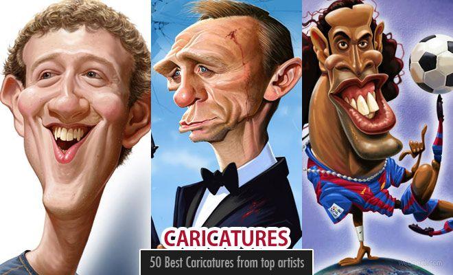 25 Beautiful Celebrity Caricature Drawings by kerala artist Mahesh Nambiar. Read full article: http://webneel.com/32-best-and-funny-celebrity-caricatures-your-inspiration | more http://webneel.com/caricature | Follow us www.pinterest.com/webneel