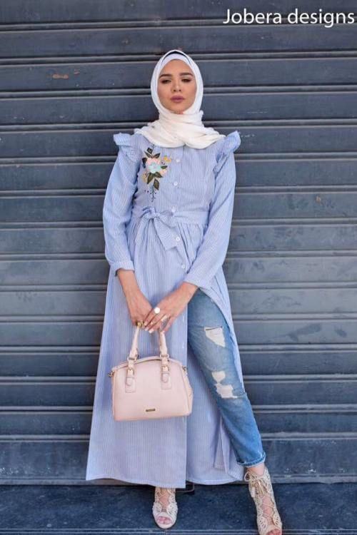 29b5917923d New hijab collection for elegant eve – Just Trendy Girls