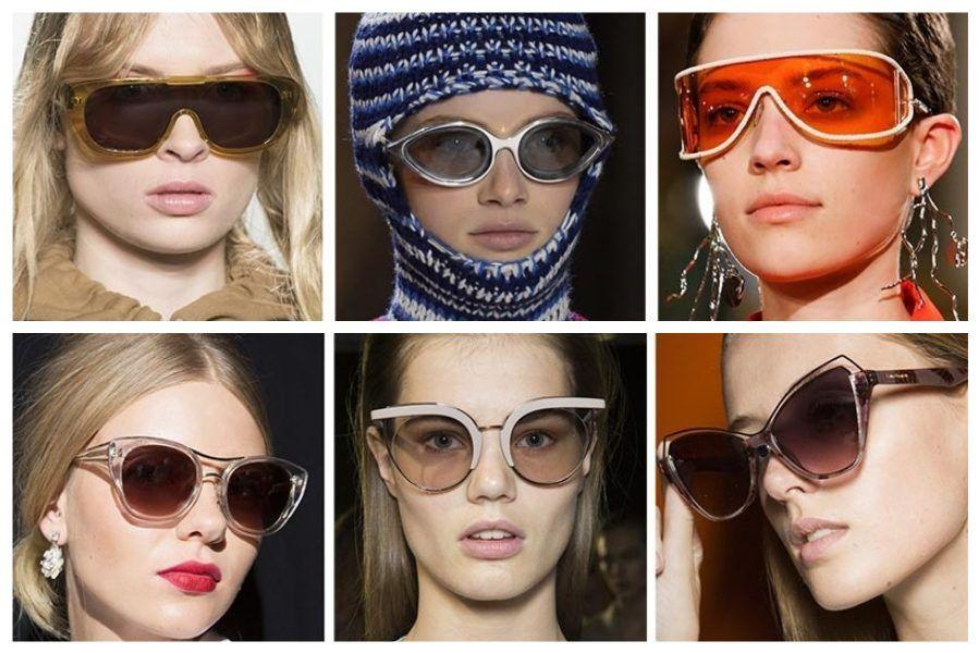 nuovo di zecca 64e25 63dc2 Moda occhiali da sole 2019: le tendenze per la Primavera ...