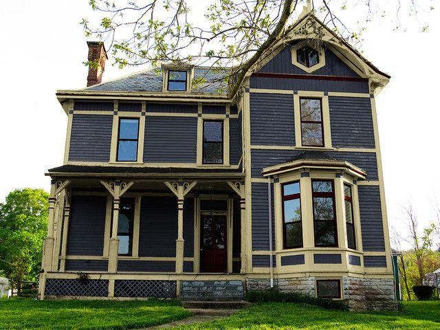 Superb House · Victorian Homes ExteriorVictorian HousesExterior Paint IdeasExterior  ...